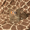Vintage A&W Rootbeer Mini Mug Oversized Shot Glass - 1990's