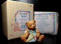 "MIB Enesco Cherished Teddies MARK, ""Friendship In The Air"", March with Paperwork"