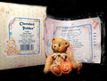 "MIB Enesco Cherished Teddies OSCAR, ""Sweet Treats"", October with Paperwork"