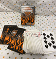 Used Complete Deck of Bicycle Harley Davidson Playing Cards - 2011