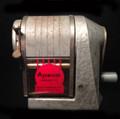 Vintage APSCO Premier 50 Pencil Sharpener Wall or Desk Mount
