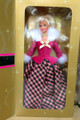 1996 Avon Winter Rhapsody Barbie Special Edition 2nd in Series New NRFB MIB