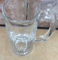 Walt Disney World Cinderella's Royal Table Glass Mug with Thumb Grip - 1999