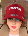 New with Tags Nike NCAA STANFORD One Size Fit Crimson ans White Stretch Fit Hat