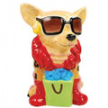 BNIB Aye Chihuahua Shopper Bank by Westland Giftware Ceramic 8.25 inches tall