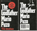 The Godfather - Paperback First Signet Printing November 1978