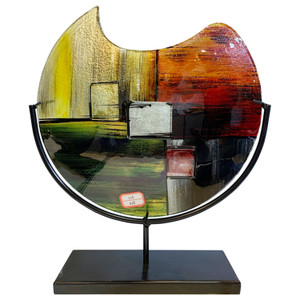 Cutaway vase