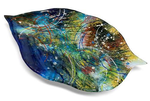 Leafy bowl