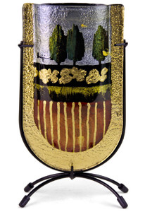 9 in. Mini U Vase 20841