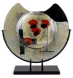 16 inch Round Vase 20392