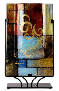 18x10in Rectangular Vase 20133