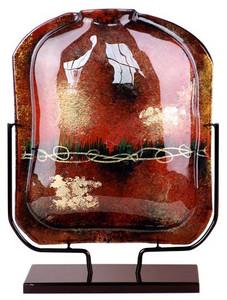 "18"" X 13"" Rectangular Vase 20551"