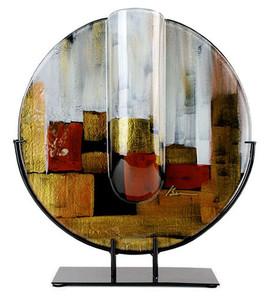 18x15in Round Vase 20075