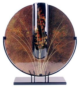 18x15in Round Vase 20209