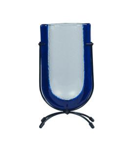Fused Glass Bud Vase 1108