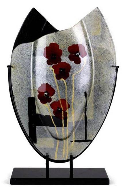 Oval Vase 21in 20393