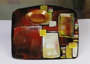 """16"""" x 13"""" Sushi Platter (70500)"""