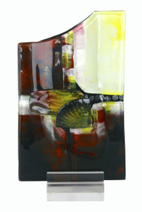 "8"" x 13"" Golden Beach Vase (70114)"