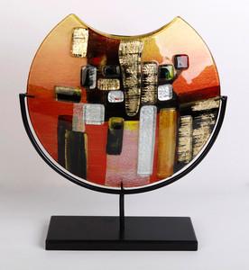 """12"""" x 14"""" Cutaway Vase 71169"""