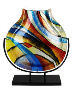 "OUT OF STOCK - 13"" x 16"" Round Vase 71179"