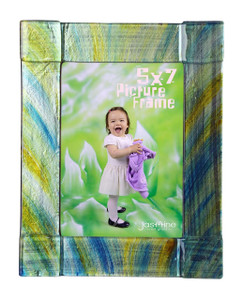 5x7 Fused glass Picture frame (72010)