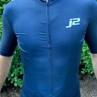 J2 Velosport Deep Blue Jersey