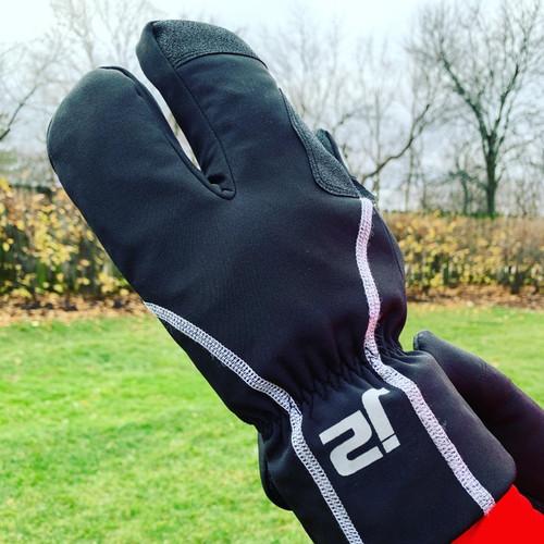 J2Velo Lobster Glove Front