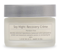 Soy Night Recovery Creme