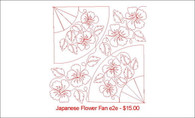 Japanese Flower Fan e2e