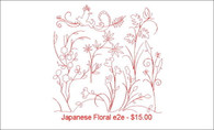 Japanese Floral e2e