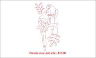 Parrots on a Limb e2e
