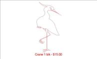 Crane 1 blk