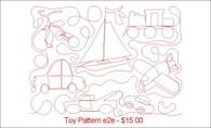 Toy Pattern e2e
