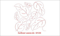 Sunflower Leaves e2e