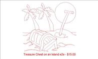 Treasure Chest on an Island e2e