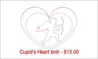 Cupid's Heart brdr