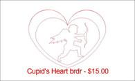 Cupid's Heart brdr