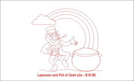 Leprecon and Pot of Gold e2e