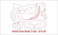 Mardi Gras Mask 3 e2e
