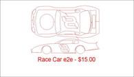 Race Car e2e