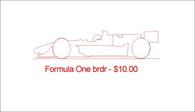 Formula One brdr