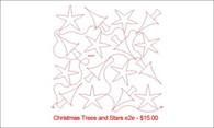 Christmas Trees and Stars e2e