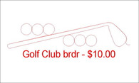 Golf Club brdr