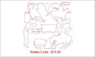 Rodeo 2 e2e