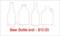 Beer Bottles brdr