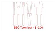 BBQ Tools brdr
