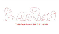 Teddy Bear Summer Salt brdr