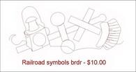 Railroad Symbols brdr