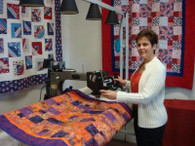 Longarm Quilting Machine Rental