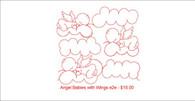 Angel Babies with Wings e2e